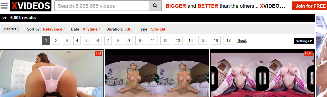 xvideos review